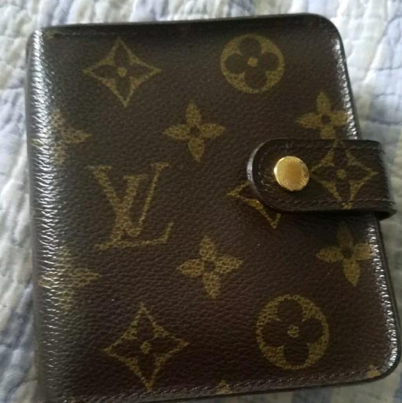 Louis Vuitton Bags Louis Vuitton Vintage Women Wallet Poshmark